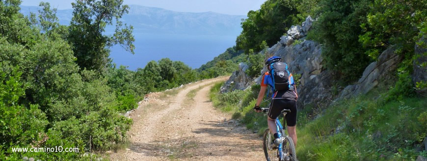 mountainbike kroatien