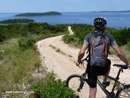 Mountainbike Tour Kroatien