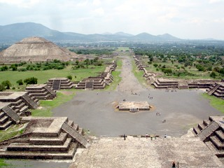 Teotihuacan - Mexico City - Mexiko