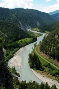 Ruinaulta Swiss Grand Canyon