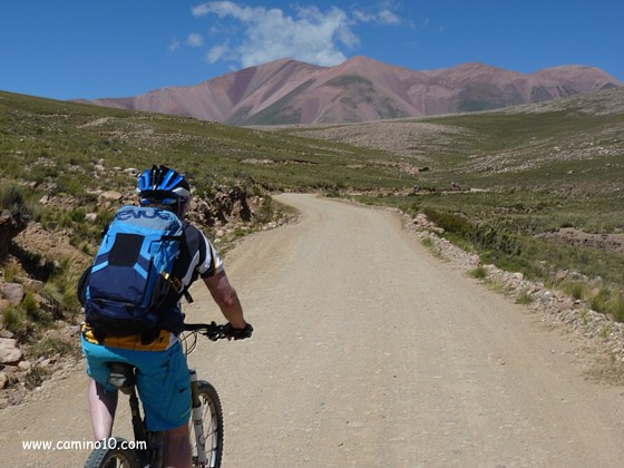 Bike Adventure in Argentinien