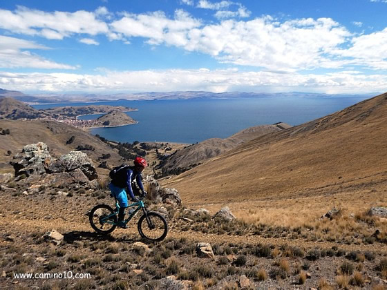 Mountainbike Reise in Bolivien