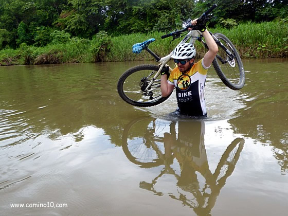 Mountainbiking Reise durch Costa Rica