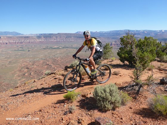 Mountainbiking in den USA