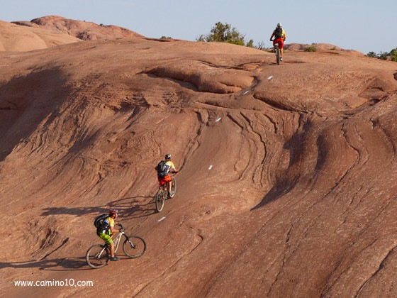Moab Mountainbike-Mekka in den USA