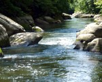 Slippery Rock Creek Pennsylvania